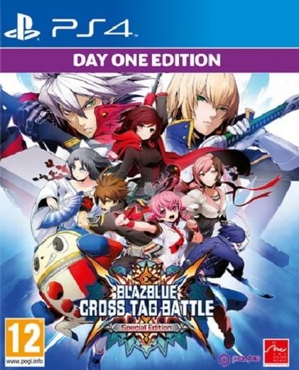 Blazblue Cross Tag Battle 2 for PS4