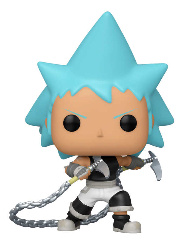Soul Eater: Black Star - Pop! Vinyl Figure
