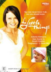 Little Things: 0 - 2 Years Old on DVD
