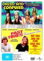 Dazed and Confused / Fast Times at Ridgemont High on DVD