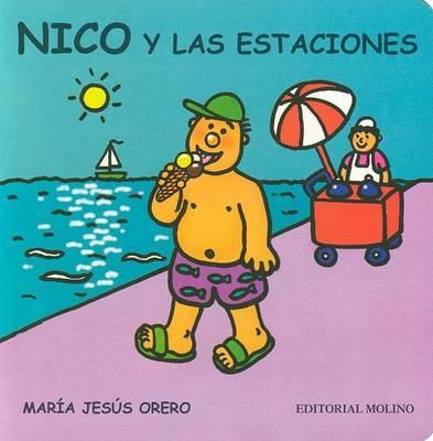 Nico y Las Estaciones by Maria Jesus Orero image