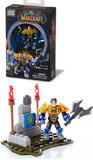 Mega Bloks World of Warcraft Faction Pack - Colton (Human Paladin)