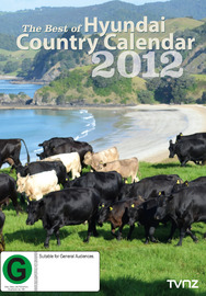 The Best of Hyundai Country Calendar 2012 on DVD
