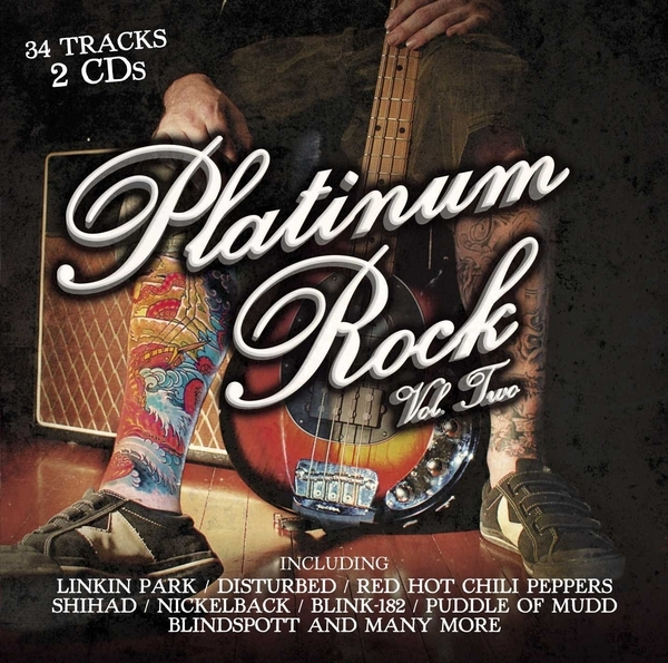 Platinum Rock Vol. 2 by Various