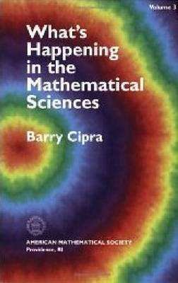 What's Happening in the Mathematical Sciences, Volume 3 image