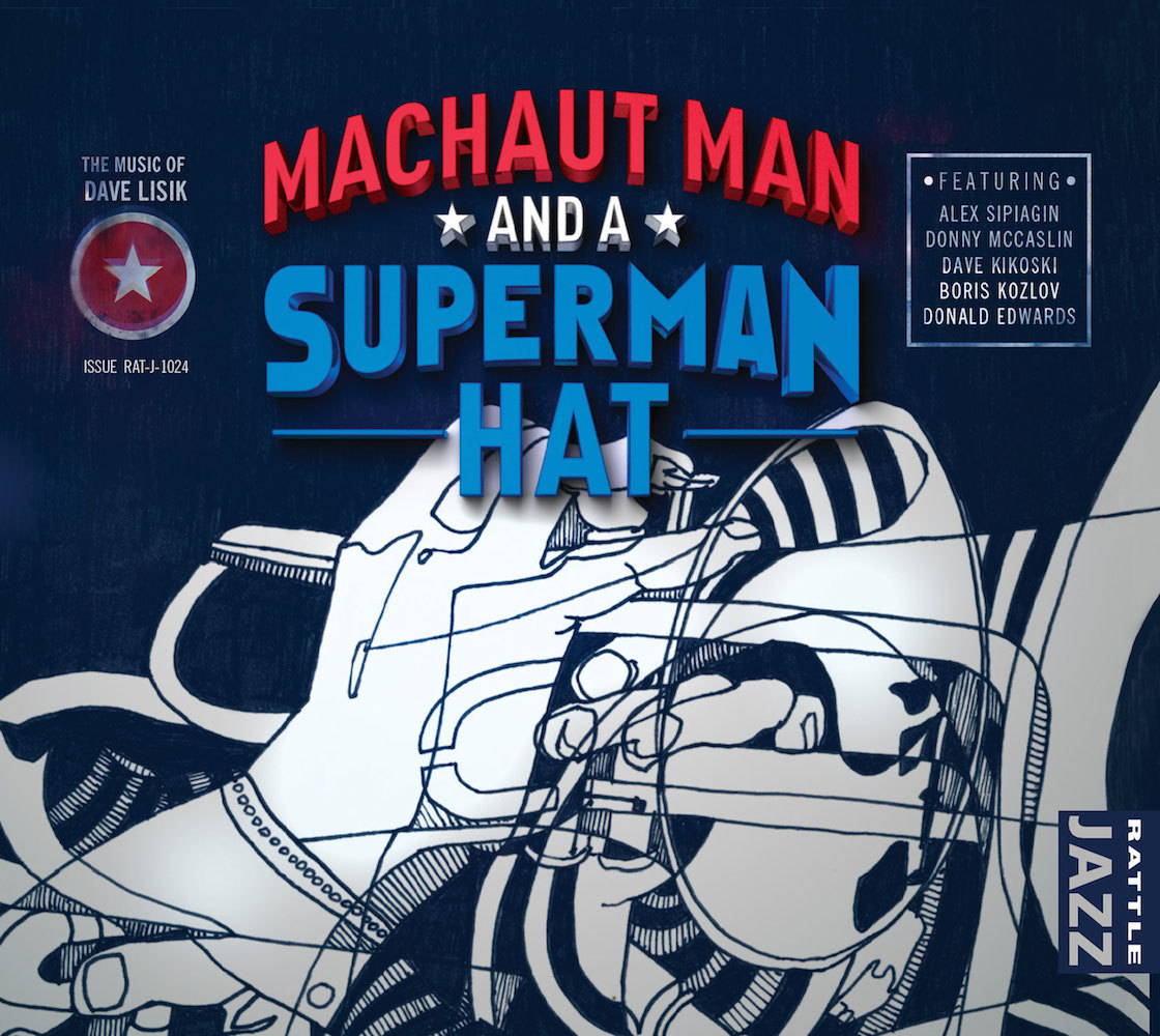 Machaut Man And A Superman Hat by Dave Lisik image