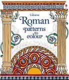 Roman Patterns to Colour by Sam Lake
