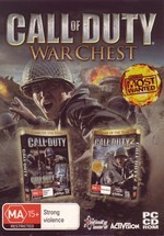 Call of Duty Warchest (11 CD Edition) for PC Games