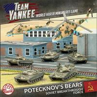 Flames of War: Team Yankee - Potecknov's Bears