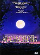 Arachnophobia on DVD