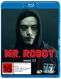 Mr. Robot - Season_2.0 on Blu-ray
