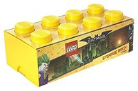 LEGO Batman Movie: Storage Brick 8 - Yellow