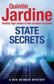 State Secrets (Bob Skinner series, Book 28) by Quintin Jardine