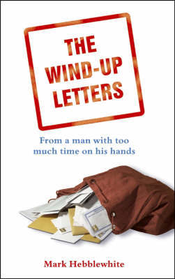 The Wind Up Letters by Mark Hebblewhite image