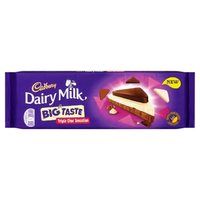 Cadbury Dairy Milk Big Taste Triple Choc Sensation (300g)