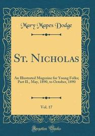 St. Nicholas, Vol. 17 by Mary Mapes Dodge image