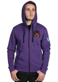 Overwatch Ultimate Widowmaker Zip-Up Hoodie (XX-Large)