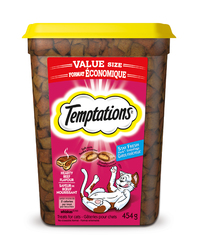 Temptations Hearty Beef Flavour Tub (454g)