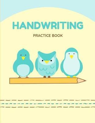 Handwriting Practice Book by Homeschool River Press