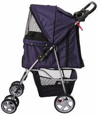 Easy Walk Pet Stroller - Blue image