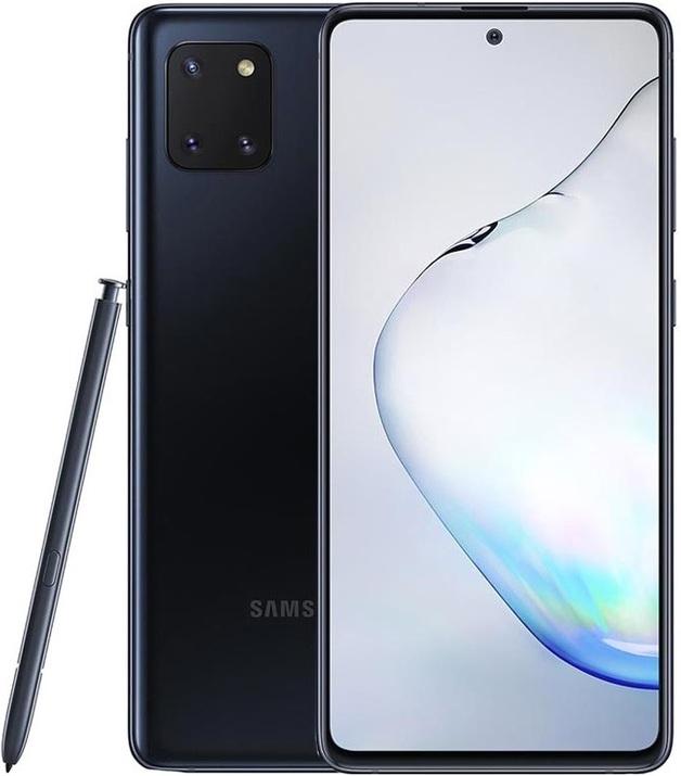 Samsung N770F-DS Galaxy Note 10 Lite (128GB / 8GB RAM) - Aura Black