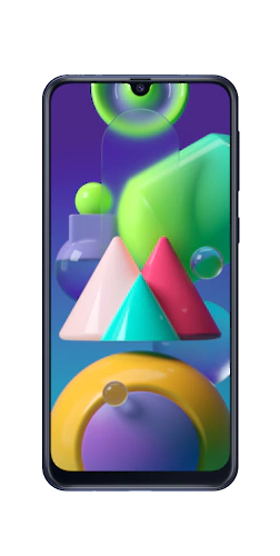 Samsung Galaxy M21 Dual 4G (64GB/4GB RAM) - Midnight Blue image