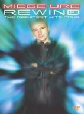 Midge Ure - Rewind: The Greatest Hits Tour on DVD