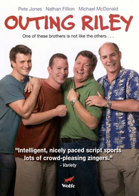 Outing Riley on DVD image
