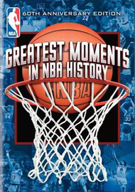 NBA - Greatest Moments in NBA History on DVD