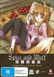 Spice and Wolf - Complete Collection on DVD