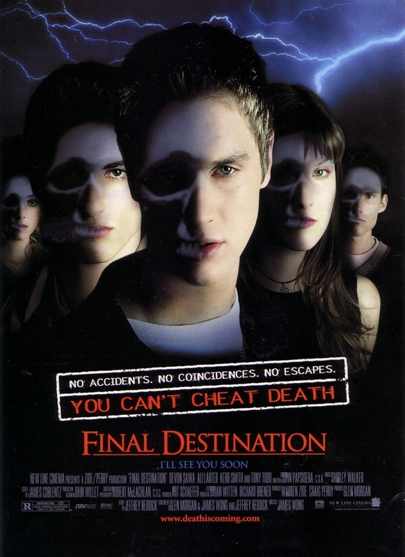 Final Destination on DVD