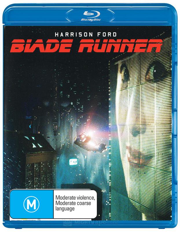 Blade Runner on Blu-ray