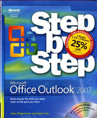 The Time Management Toolkit: Microsoft Office Outlook 2007 Step by Step and Take Back Your Life by Joan Preppernau image