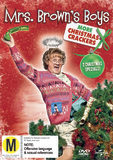 Mrs. Brown's Boys - More Christmas Crackers (2 Specials) DVD