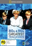 National Geographic: 80s & 90s Greatest Tragedies DVD