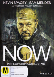 Now: In The Wings On A World Stage DVD