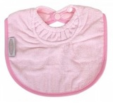 Silly Billyz Towel Biblet (Pale Pink)