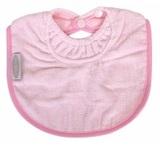 Silly Billyz Towel Biblet (Pale Pink)
