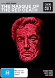 Masque Of The Red Death on DVD