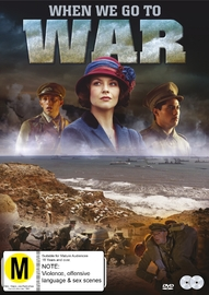 When We Go To War on DVD