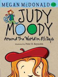 Jm Bk 7: Judy Moody Around The World In by McDonald Megan image