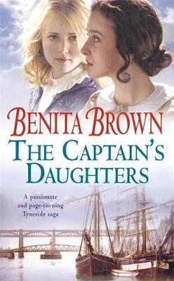 The Captain's Daughters by Benita Brown image