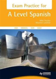 Ponte a Punto!: A-level Spanish Assessment Pack by Mike Thacker image