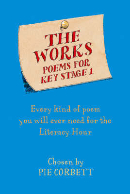 The Works Key Stage 1 by Pie Corbett image