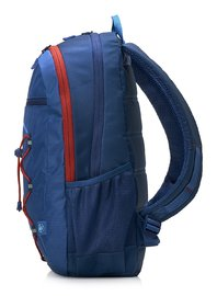 """HP 15.6"""" Active - Laptop Backpack (Blue/Red) image"""