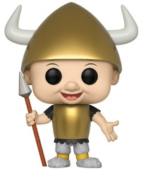 Looney Tunes - Elmer Fudd (Viking Ver.) Pop! Vinyl Figure