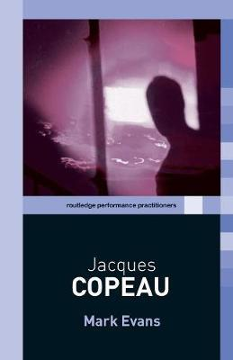 Jacques Copeau by Mark Evans image