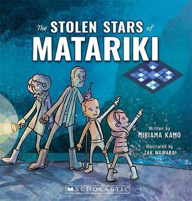 The Stolen Stars of Matariki by Miriama Kamo image
