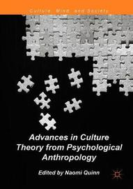 Advances in Culture Theory from Psychological Anthropology image