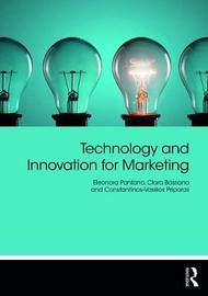 Technology and Innovation for Marketing by Eleonora Pantano